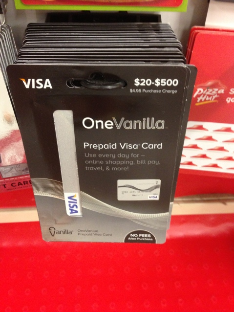 OneVanilla Visa At Office Depot