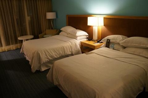 Sheraton Fort Lauderdale Beach Resort Beach Tower Room