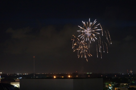 4th of July Fireworks at Sheraton Suites Plantation