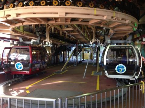 Mode of Transit 5: Hakone Ropeway