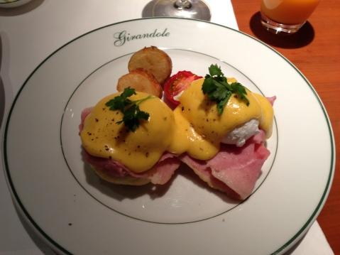 Girandole Breakfast