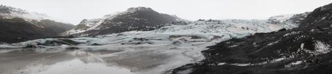 Solheimajökull Glacier