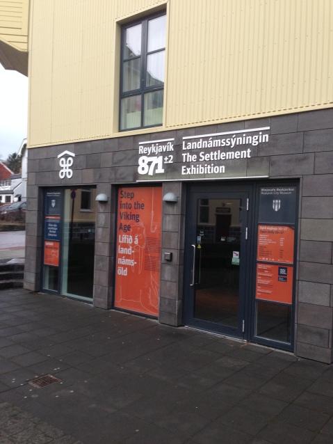 Reykjavik 871