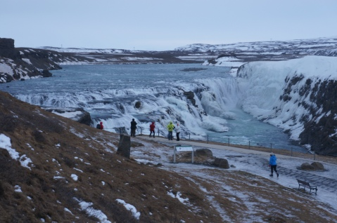 Gulfoss - another view