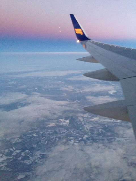 Flight Home on Icelandair